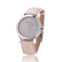 【BURBERRY】The City BU9107 Ladies Large Check Watch - 34mm - Warranty - $299.00