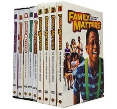 Family Matters the Complete 9 Seasons Bundle DVD Set Brand NEw - $54.95