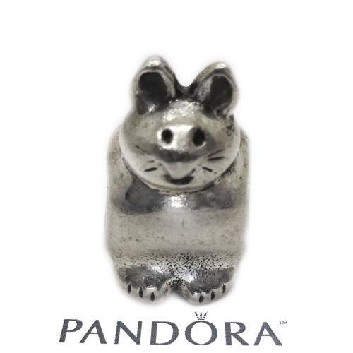 Pandora Sterling Silver Kitty Cat Charm #790284