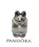 Pandora Sterling Silver Kitty Cat Charm #790284