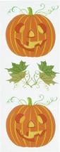 Jolee's Halloween Stickers - Jack O Lanterns