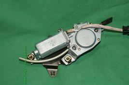 04-08 Nissan 350Z Roadster Convertible Tonneau Cover Lock Release Motor image 3