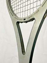 "Vintage AMF Head Arthur Ashe Competition Tennis Racquet 4 5/8""  A49566 - $19.00"