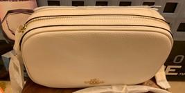COACH Isla Chain Crossbody Bag Chalk/Light Gold    NWT - $132.66