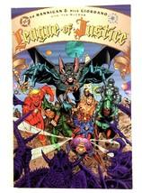 League of Justice #1 DC 1996 NM Elseworlds Justice League Prestige Format - $4.90