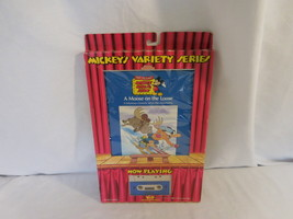 Mickey's Variety Series A Moose on the Loose Talking Book + Tape  Sealed... - $48.01