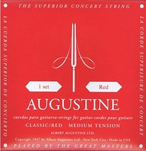 Augustine Classical Guitar Strings (AUGREDSET) - $21.37