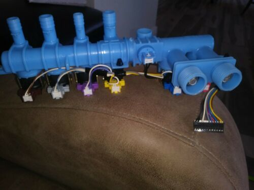 Primary image for OEM Genuine W11188329 Maytag Whirlpool Washer Water Inlet Valve W10465981