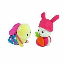 Zhu Zhu Babies Adorable Baby Outfits - 2Pack Carrot Blue Polka Dots - $8.79