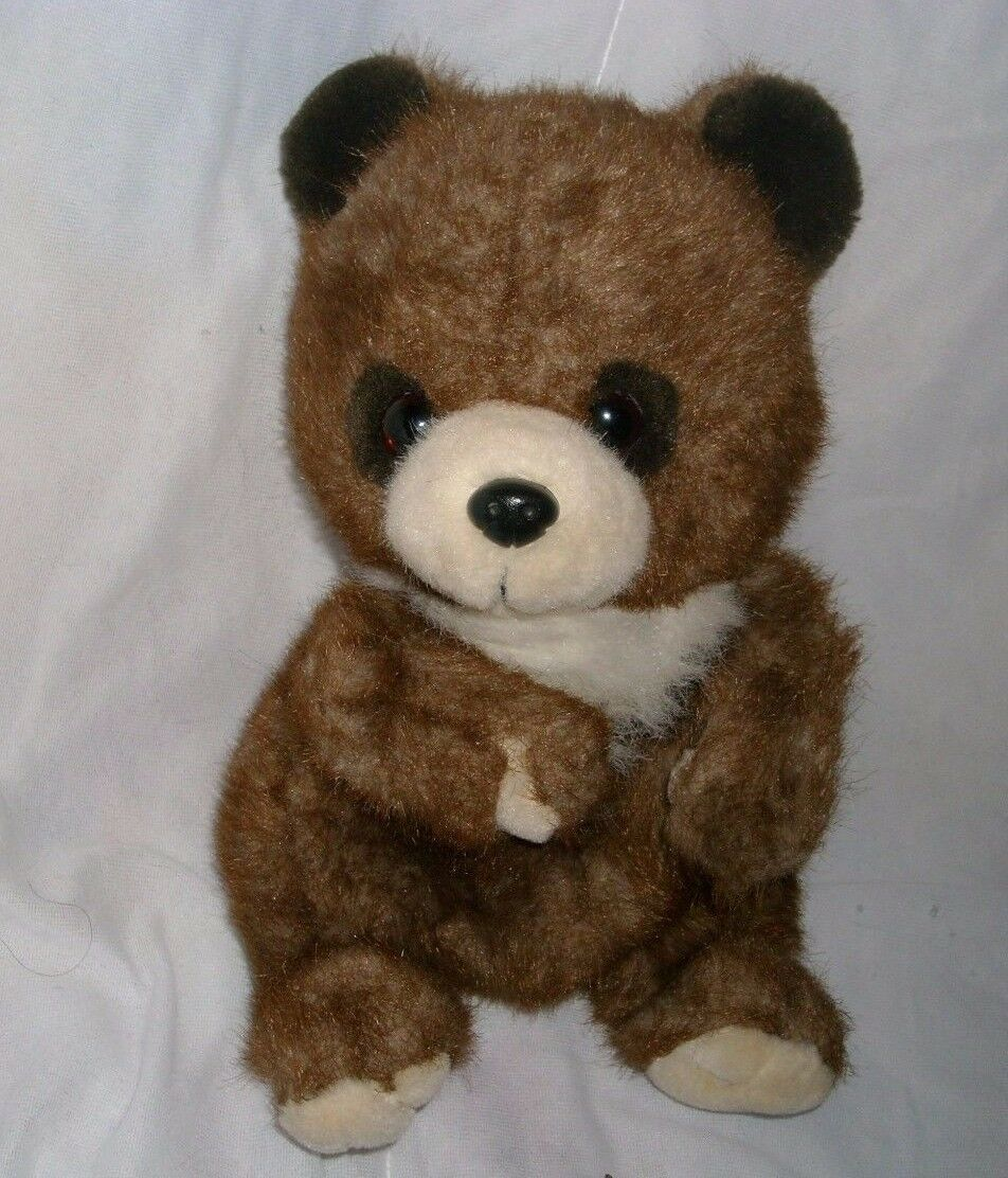 VINTAGE 1997 MOREHEAD ENDANGERED YOUNGINS TEDDY BEAR STUFFED ANIMAL PLUSH TOY