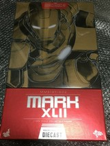 Hot Toys Movie Masterpiece Avengers Iron Man 3 Mark 42 XLII - $470.25