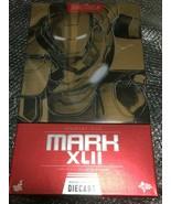 Hot Toys Movie Masterpiece Avengers Iron Man 3 Mark 42 XLII - $470.25