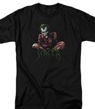 The Joker DC Comics The Penguin Tee Retro Supervillain Two-Faced BM2585 image 3