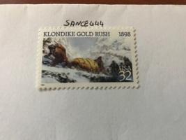 United States Klondike mnh 1998    stamps - $1.20