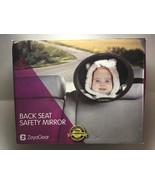ZeyaGear Back Seat Safety Mirror View Rear Facing Infant Baby In Car Bac... - $23.74