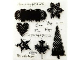 Close to My Heart Have a Day Filled with... Clear Stamp Set image 2