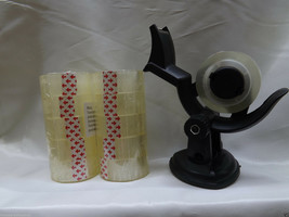 Tape Dispenser Set with 10 Extra Rolls of Tape - €7,10 EUR