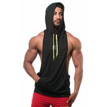 GYMNORTH 2018 Men Hoodie Sweatshirts Fitness Clothes Bodybuilding Tank T... - $19.93