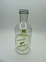 "Tractor Pull Hard Cider Bottle leelanau michigan  7""             MA5 - $6.92"