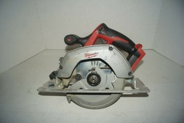 """FOR PARTS NON WORKING Milwaukee 2630-20 18V 6-1/2"""" Cordless Circular Saw... - $49.49"""