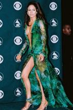 Jennifer Lopez Sexy Color Poster Busty Dress 18x24 Poster - $23.99