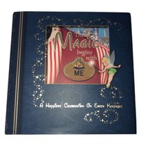 DISNEY, THE MAGIC BEGINS WITH ME, A HAPPIEST CELEBRATION ON EARTH KEEPSAKE - $24.19