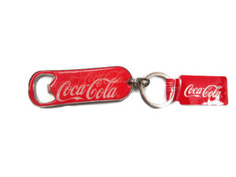 Coca-Cola Key-Chain Bottle Opener Hiking Picnics Tailgate Cookout BBQ- BRAND NEW - $4.21