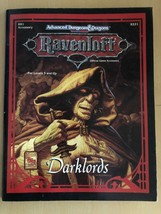 Darklords, 2ND Edition (Advanced Dungeons & Dragons: Ravenloft) By Andria Hayday - $37.42