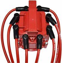 87-94 Chevy GM 305 350 454 EFI Distributor Tune Up Kit, & 8.0mm Spark Plug Wires image 7