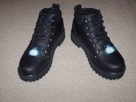 Skechers USA Mens Mariner - Pilot Utility Boot Black  11 Wide  US - £50.96 GBP