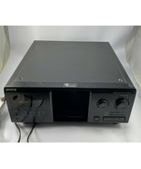 Sony CDP-CX355 Mega Storage Compact Disc 300 CD Changer Player Tested Great - $186.99