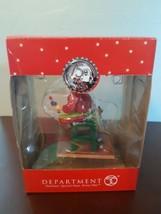 Dept 56 75th Coca Cola Santa and Elf Ornament 2006 Christmas Holiday Decor - $14.80