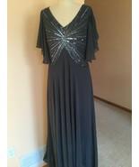 Women's Dress,XL,Gray,Long,Lafayette148,NWOT - $168.30