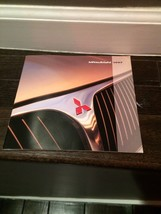 1997 Mitsubishi Diamante Galant Mirage Montero Eclipse 3000GT Sales Brochure - $9.89