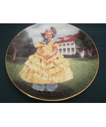 SHIRLEY TEMPLE collector plate THE LITTLE COLONEL Danbury Mint - $15.20