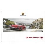 2015 Porsche BOXSTER GTS hardcover sales brochure catalog BOOK US 15 - $20.00