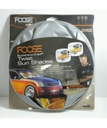 BELL AUTOMOTIVE FOOSE BUTTERSCORCHED TWIST SUN SHADE CHIP FOOSE 25 in. X... - $17.63