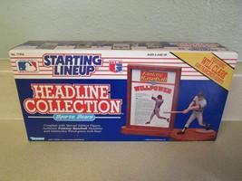 Starting Lineup Headline Collection Will Clark San Francisco Action Figu... - $12.86