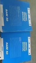 1988 Dodge Ram Truck 50 RAM50 Service Repair Shop Manual Set Oem 2 Volume Books - $59.35