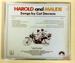 HAROLD AND MAUDE Soundtrack OST on CD Cat Stevens Unreleased & Alternate Songs  image 2