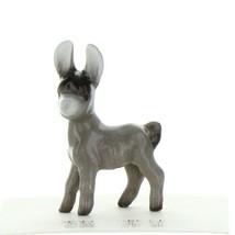 Hagen Renaker Farm Burro Baby Ceramic Figurine