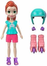 Polly Pocket Roller Chic LILA - $9.01