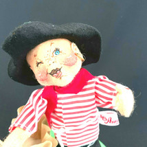 Vintage Annalee Halloween Dolls Swashbuckler Pirate Boy 1997 - $25.84