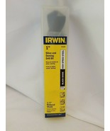 """Irwin 91164, 1"""" Silver AND Deming Drill Bit 1/2"""" Reduced Shank - $11.83"""