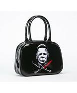 Rock Rebel Halloween II Michael Myers Cross Knives Handbag Purse UH2-HB0... - $48.00
