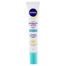 Nivea Sun Serum Oil Control Formula SPF50 PA+++ Size 30 ml. - $16.75