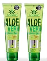 2 x Polvera Aloe Vera Fresh Gel 99.89%  Eliminate Acne & Dark Spots 120g - $22.69