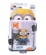 "Despicable Me  ""Little Pig"" Minion Bob Minion Made Poseable Action Figur... - $9.88"
