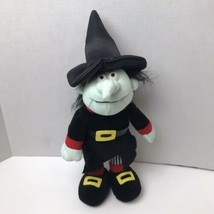 """Halloween Bendables 16"""" Witch Plush Doll Vintage 1998 - $18.80"""