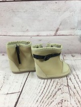 """2001 American Girl 18"""" DOLL Fly Fishing Outfit Boots Shoes ONLY - $16.82"""
